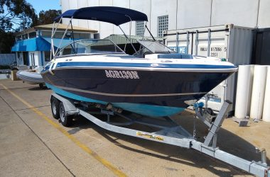 FOUR WINNS H200 BOWRIDER