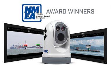 FLIR and Raymarine Honoured with Prestigious 2019 NMEA Awards