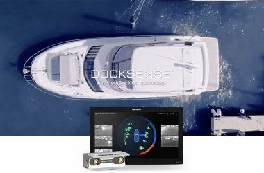 FLIR Introduces Raymarine DockSense Alert