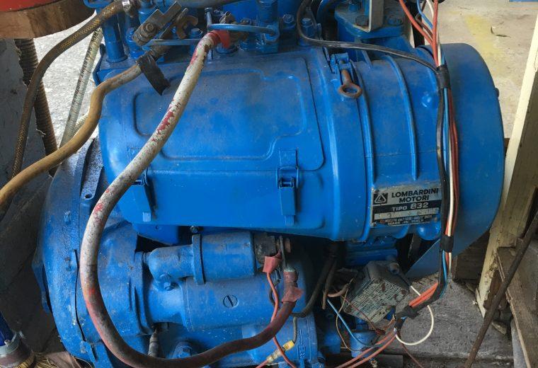 Lombardini Motori Tipo 832