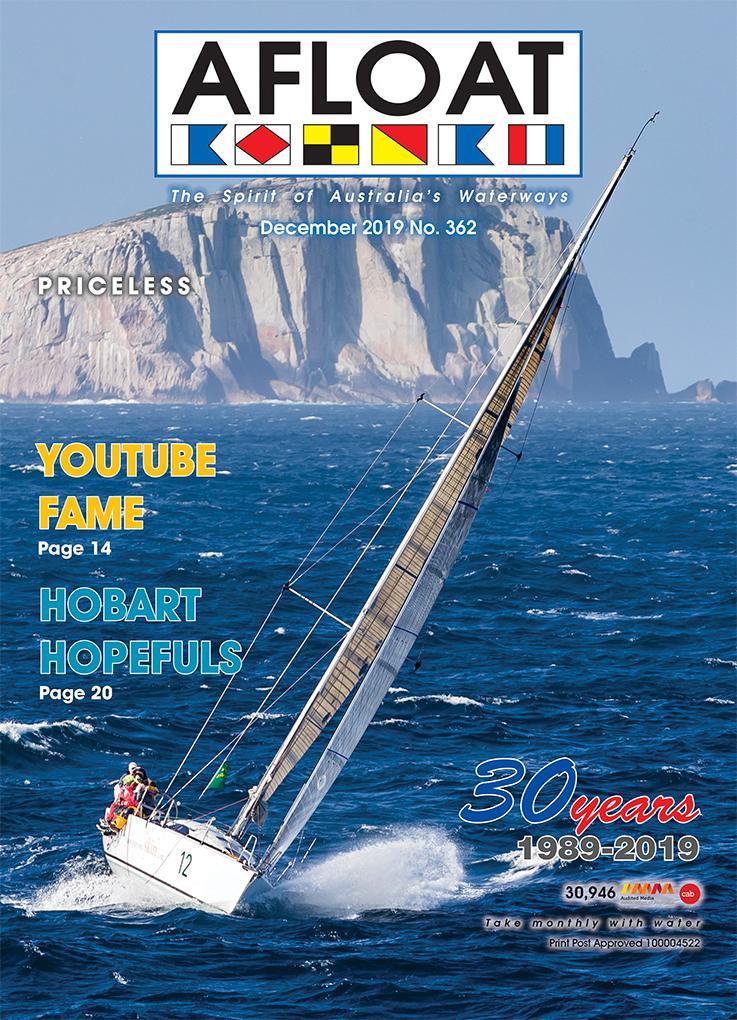 AFLOAT Cover December 2019