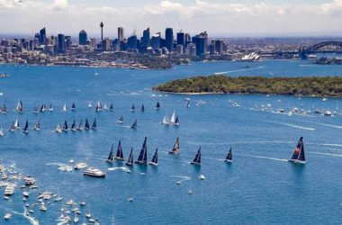 Historic deal secures long-term broadcast future for Rolex Sydney Hobart Yacht Race