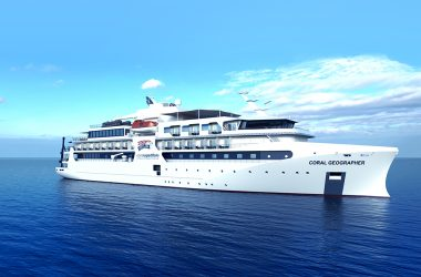 Zanzibar, Madagascar, Cocos and Christmas Islands feature in three new voyages released by Coral Expeditions on its new ship Coral Geographer