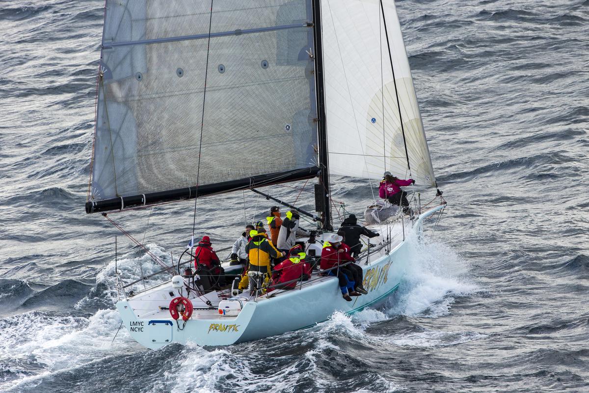 Ponant in the Sydney-Noumea yacht race 2018. Photo Andrea Francolini