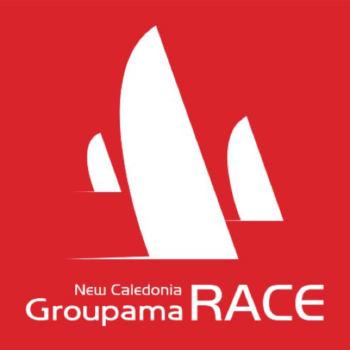 New Caledonia Groupama Race logo