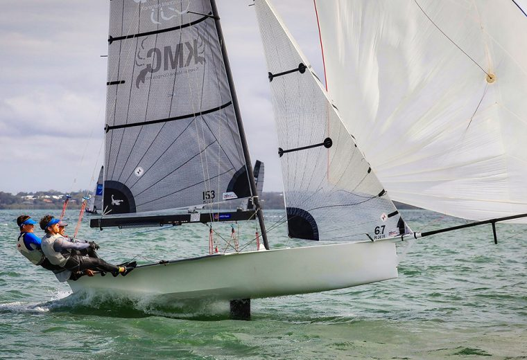 16ft Skiff nationals to be a battle for the ages