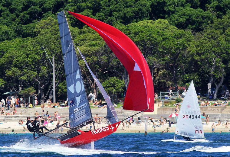 Sean Langman's Wide World of Sailing