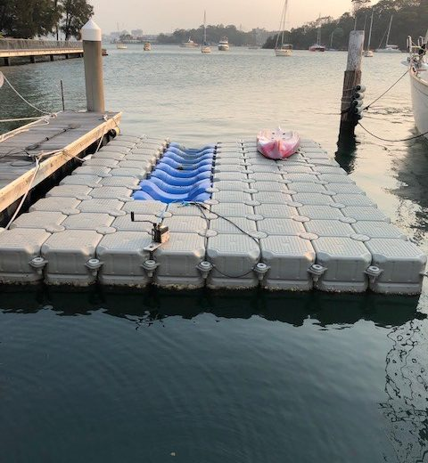 Floating Boat Pontoon