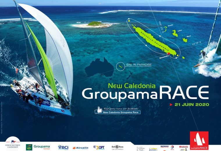 Looking beyond, to the New Caledonia GROUPAMA Race