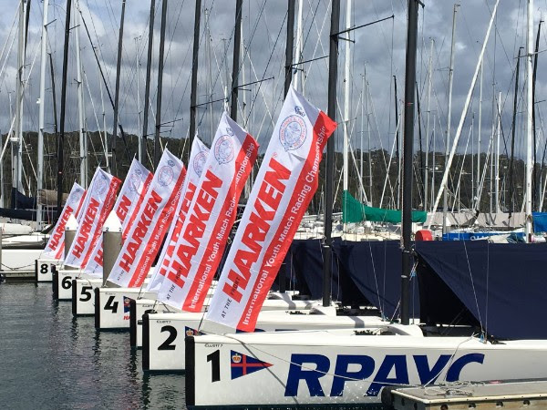 2019 Harken – Next generation inspired by SailGP Champions