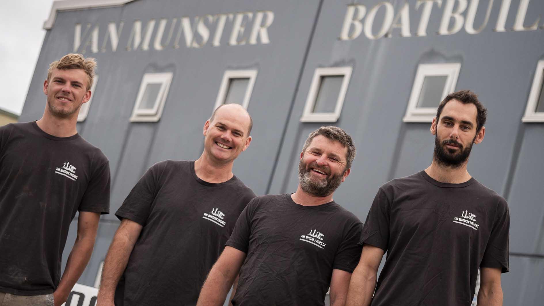 The Van Munster Team