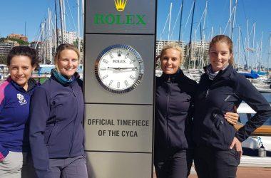 Sydney to Hobart skipper sails for kids with cancer