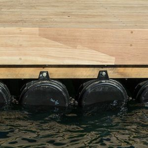 All Waterfront Constructions pontoon floats
