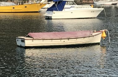 5m Timber Putt Putt – Glassed to the Gunwale with Vire 7 Petrol engine