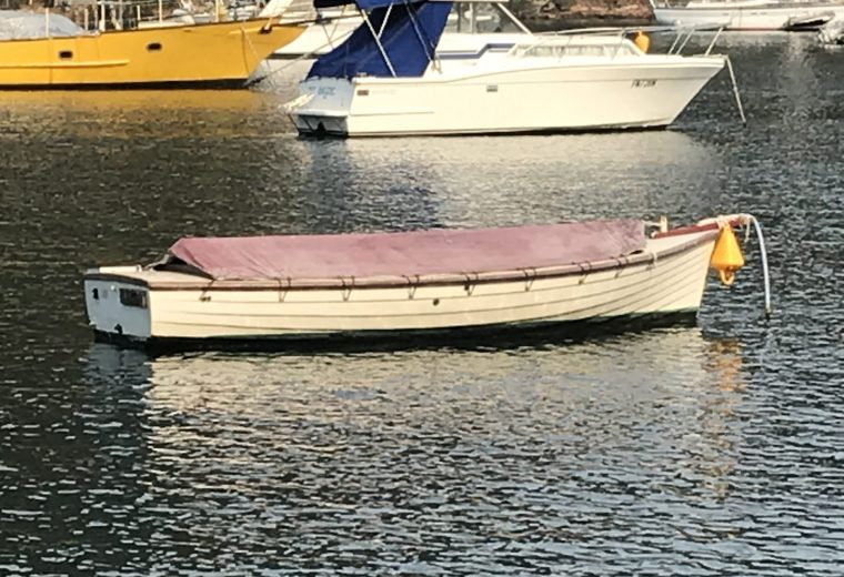 5m Timber Putt Putt – Glassed to the Gunwale