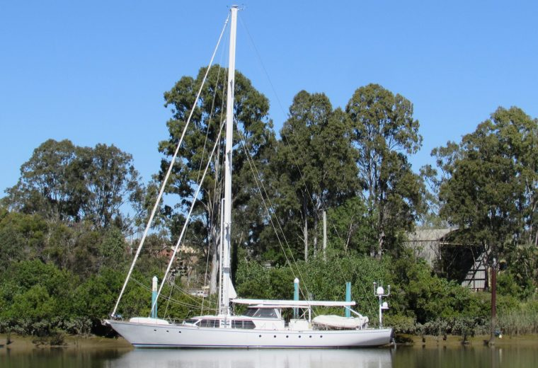 97' Sparkman Stephens For Sale