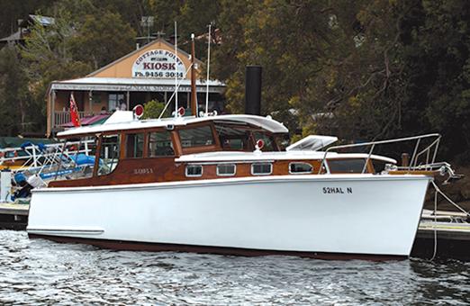 Halvorsen 30 Boat Share
