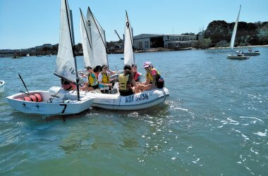 Discover Sailing this School Holiday