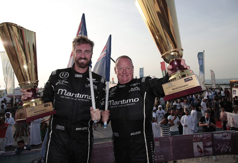 Maritimo finishes 2019 on a high beating the world's best
