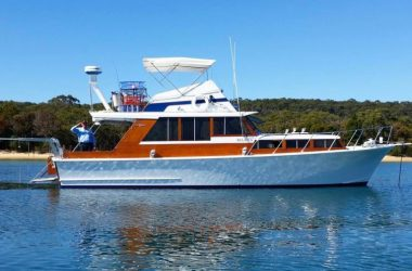 Nanni Diesel gives a 1973 Halvorsen a new lease on life
