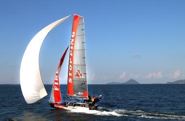 NSW favouritism for 16ft skiff nationals has QLD underdogs barking