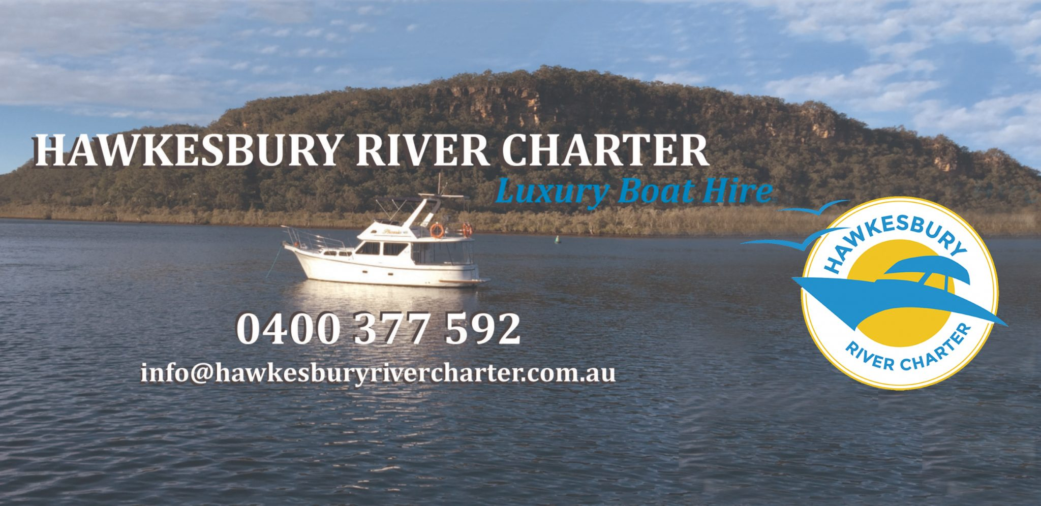 hawkesbury river charter
