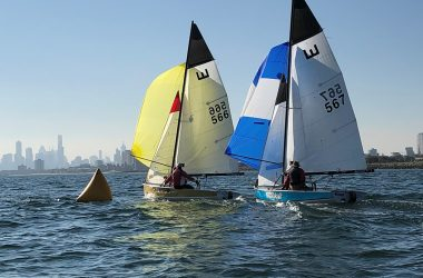 National E dinghies 54th Australian Championships