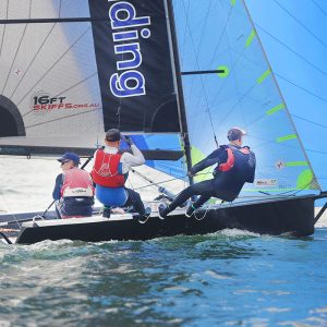 16ft skiff nationals First State Lending