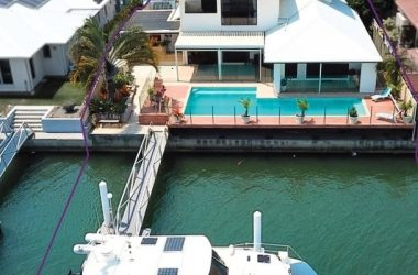 INCREDIBLE WATERFRONT BEAUTY! OUTSTANDING LOCATION! BRIBIE ISLAND! BOATERS PARADISE!