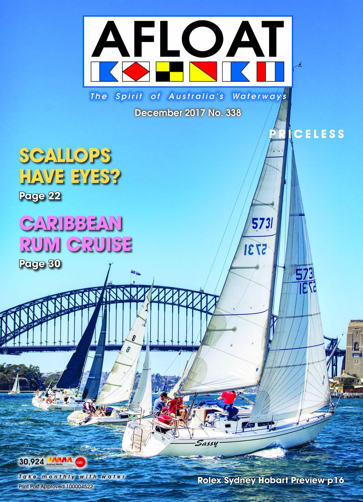 AFLOAT Cover December 2017