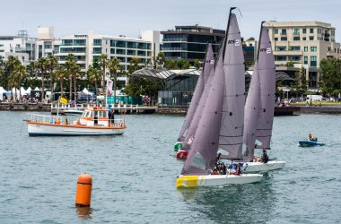Tasmanians dominate SAILING Champions League – Asia Pacific Southern Qualifier
