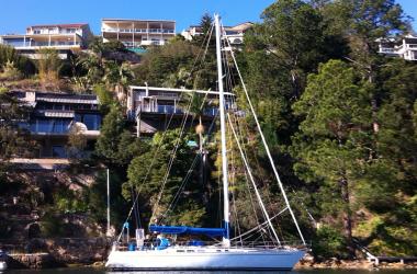 WARWICK/CARDINAL 46 Yacht