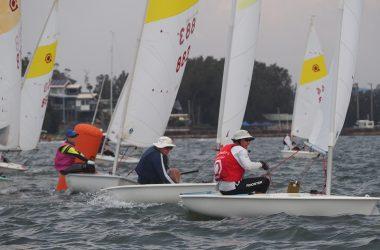 2020 Spiral Nationals at Saratoga Sailing Club