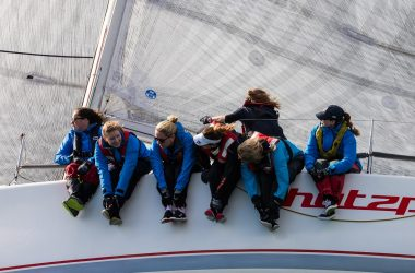 Australian Women's Keelboat Regatta heading to the record books – again!