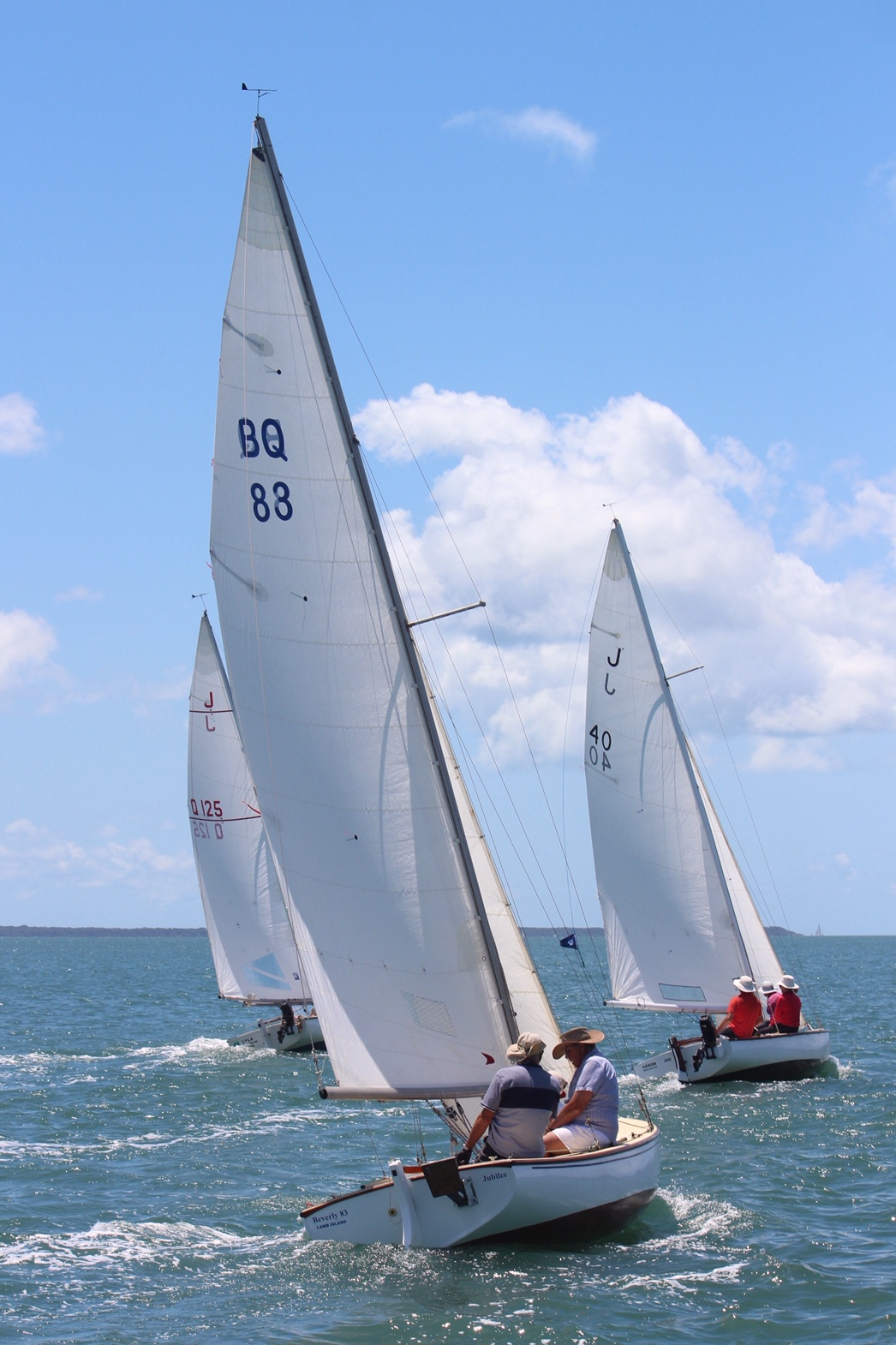 Queensland State Jubilee Championships Easter 20202
