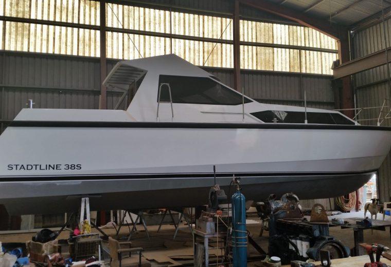 Stadtline 38S Performance Cruiser