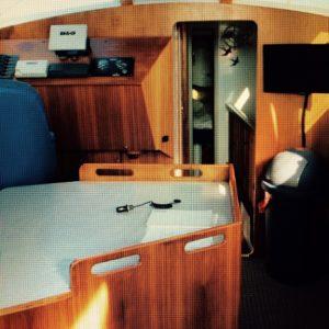 'Huon 33' Pilot House Sloop