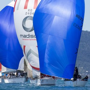SAILING - Airlie Beach Race Week 2019 - Airlie Beach, QLD 10/11/2019 (Photo by Andrea Francolini) KERISMA