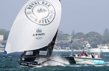 Live Coverage of the 2020 JJ Giltinan 18ft Skiff Championship