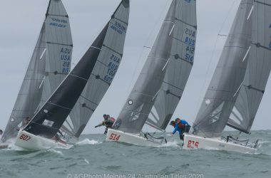 Deussen clinches second Melges 24 title