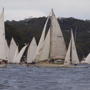 RMYC Classic Yacht Regatta 2020