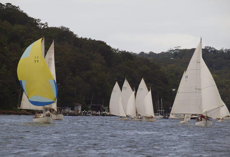 RMYC 2020 Classic Yacht Regatta
