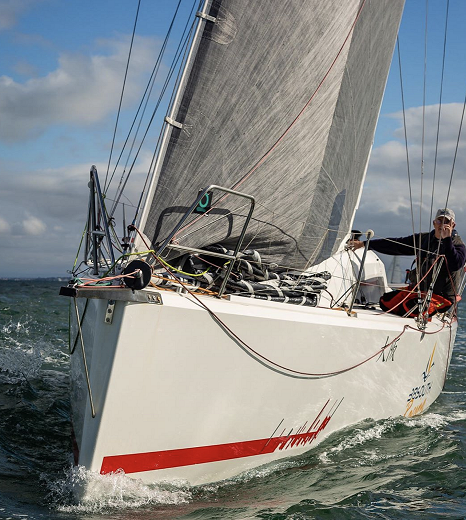 Maverick cleans up in ORCV's King Island Race