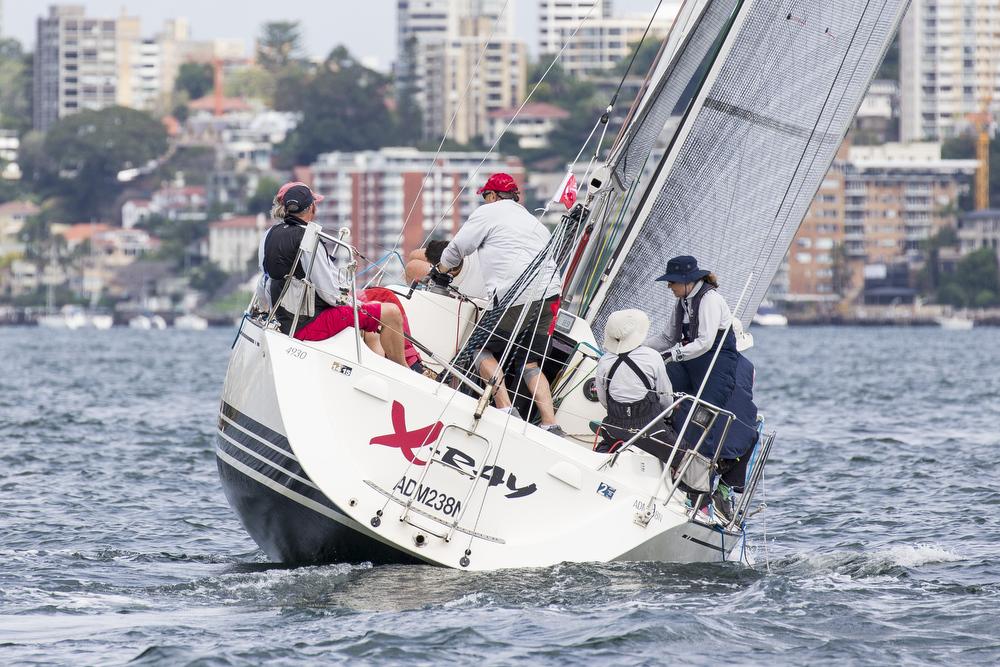 SAILING - Sydney Harbour regatta 2020 8/3/2020 ph. Andrea Francolini X-Ray