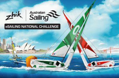 Zhik Australian eSailing National Challenge launched