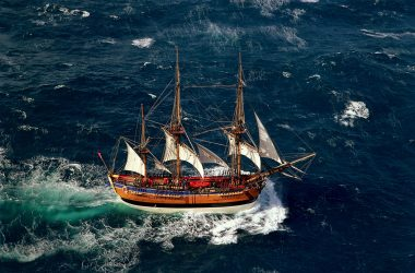 Cook's 1770 voyage – 250 years on