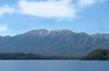 Macquarie Harbour Dunking