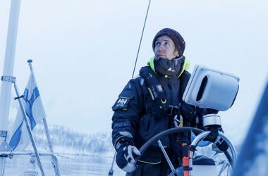 Adventure Sailing inside the Arctic Circle