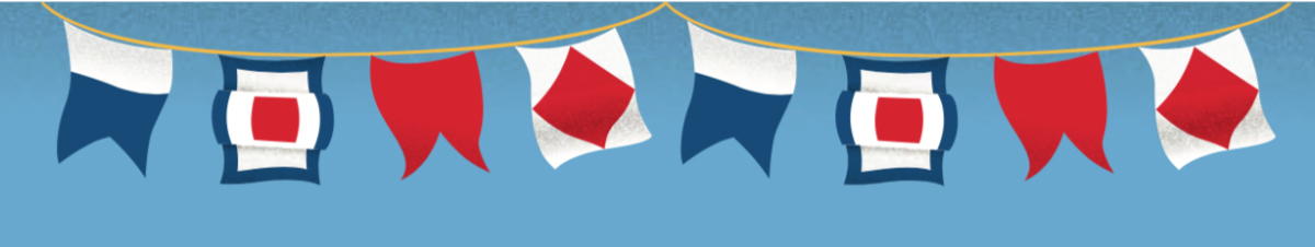 AWBF signal flags