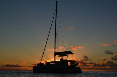 Cruising Catamaran Share
